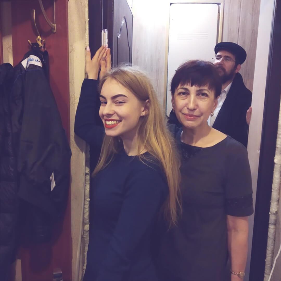 Russia; March, 2019